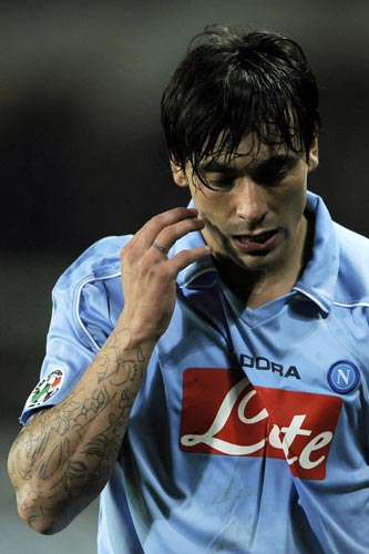Liverpool denies they were chasing Lavezzi