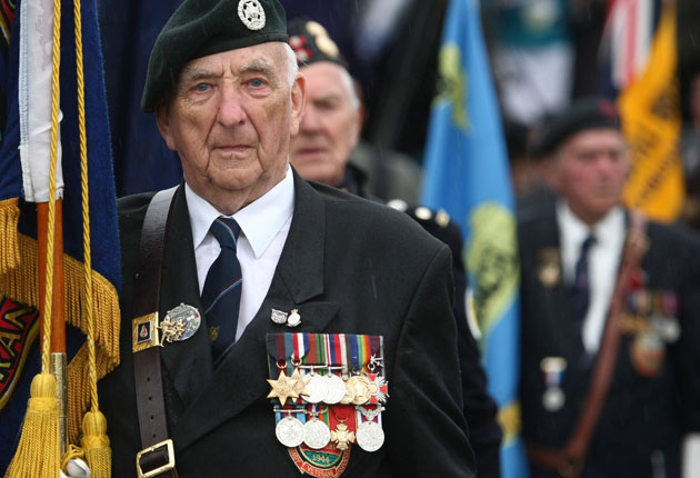 The D Day Commemorations Living And Dead Comrades Again