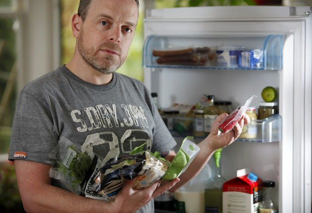 Almost 80 per cent of people say they were motivated to try and minimise food waste by the possibility of saving money
