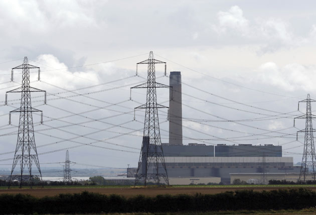 The Kingsnorth site in Kent will cease power generation next March