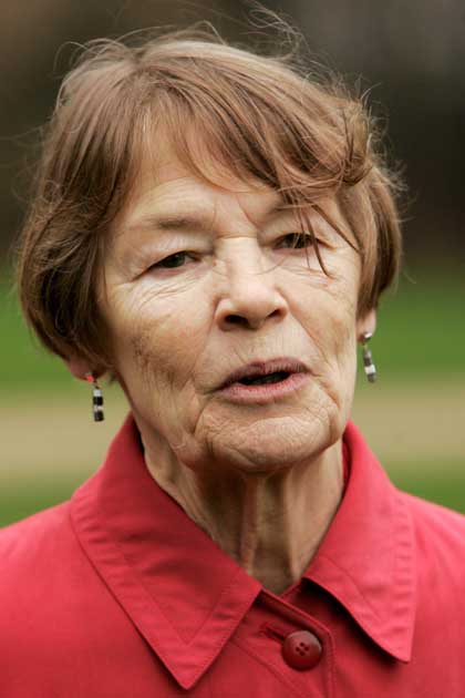 Glenda Jackson, the Labour MP who stole the show during Commons tributes to Margaret Thatcher, claimed that messages coming in from the public were ten-to-one in her favour
