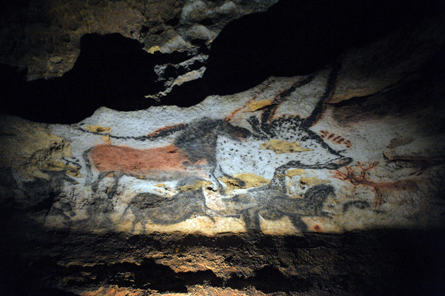 discovery of lascaux cave