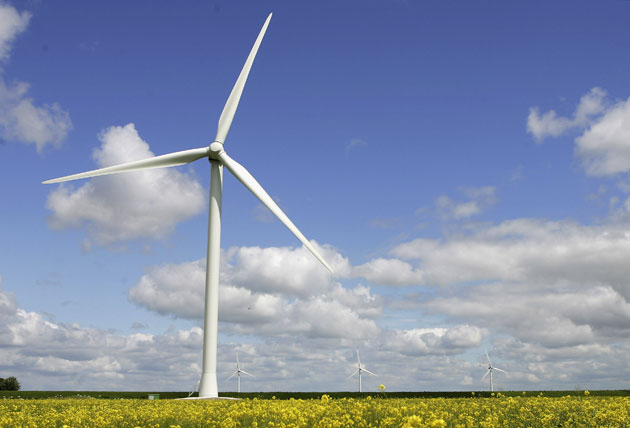 Are wind farms a health risk? US scientist identifies 'wind turbine syndrome' | The Independent