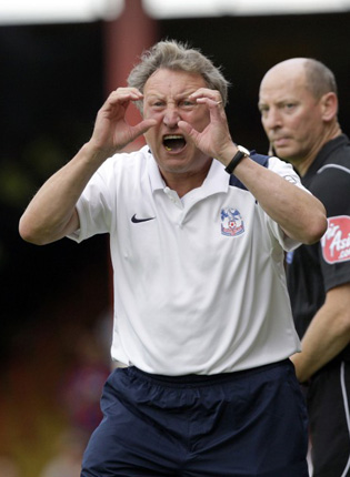 Warnock has admitted wages have not been paid