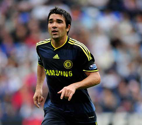 Deco during his Chelsea days