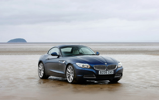 Bmw Z4 Sdrive 23i The Independent