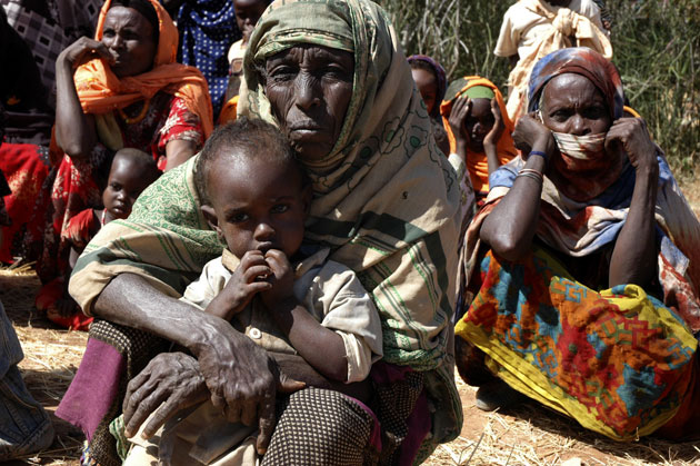 Millions facing famine in Ethiopia as rains fail | The