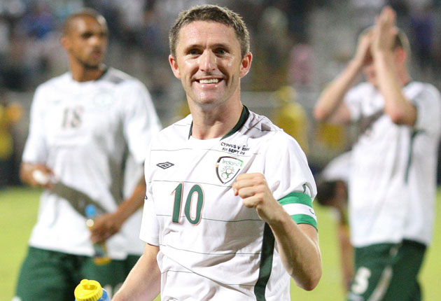 Round-up: Keane's late winner leaves Trapattoni speaking Italian ...