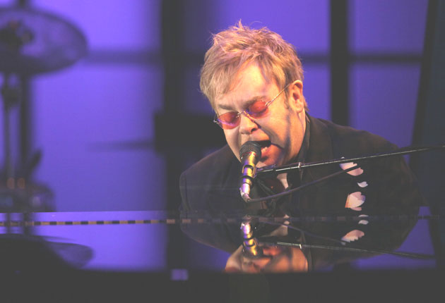 Sir Elton John is facing a backlash from conservative Christian groups after stating in an interview that Jesus was a gay man.