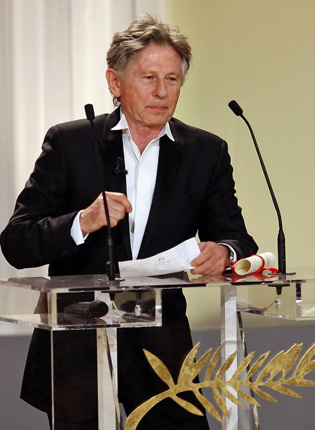 Polanski was apprehended on 26 September as he arrived in Zurich to receive an award from a film festival