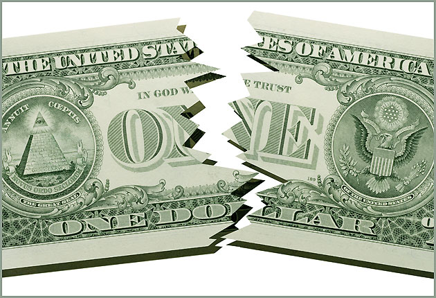 The Demise Of The Dollar The Independent