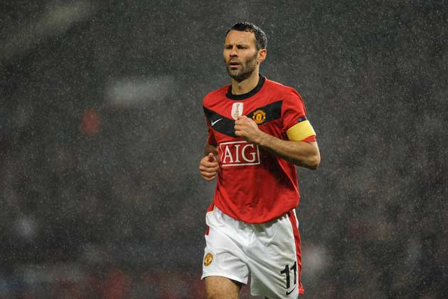 'You've got to want to get out of bed and want to go and train, and once that dies you should pack it in,' says Giggs