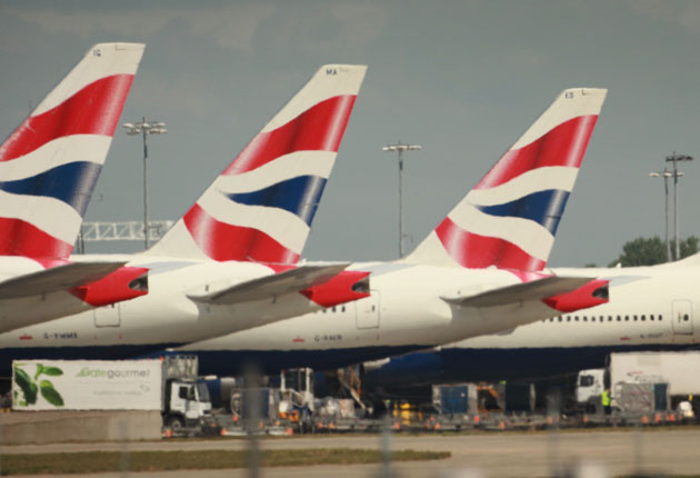 Flag carrier: British Airways is still seen by some as the nation's property