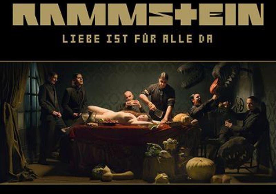 Rammstein album liebe ist fur alle datingsites