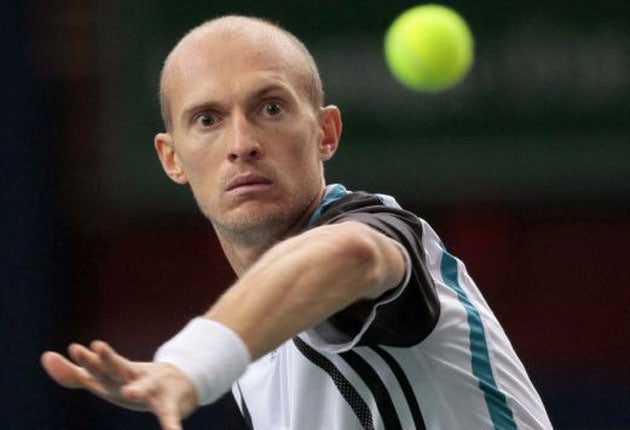 Davydenko and Verdasco chase seat at the top table | The Independent