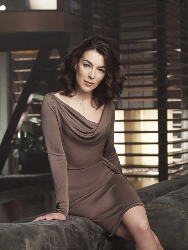 Olivia Williams halcyon