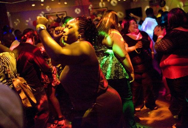 Bbw nightclub london
