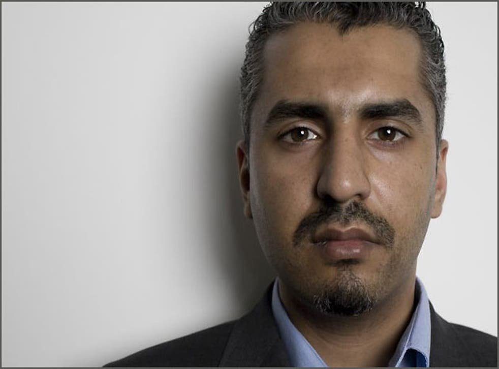 Maajid Nawaz is the co-founder of the Quilliam Foundation