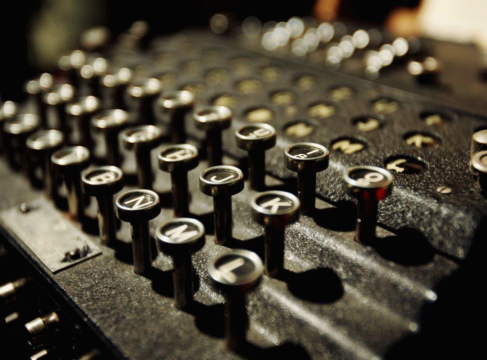 Alan Turing's enigma machine