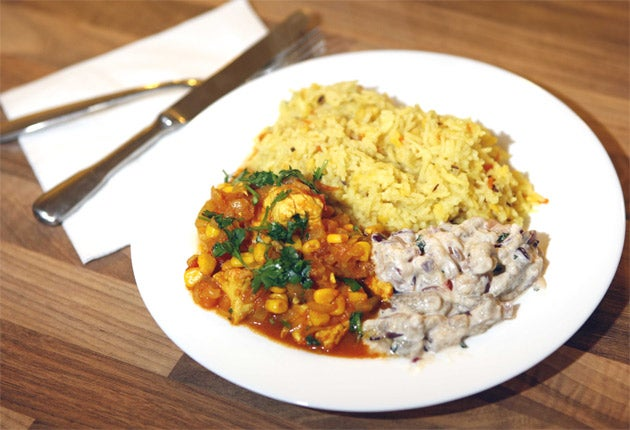 Healthy Indian Food Currys Healing Powers The Independent