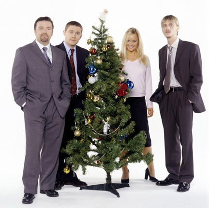 the office christmas party is cancelled - The Office Christmas