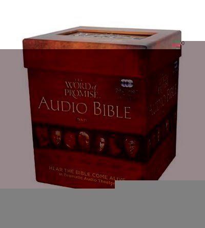 Celebrity actors lend their voices to Audio Bible project