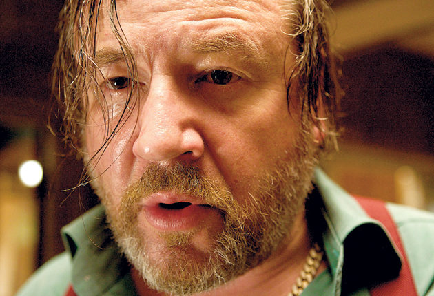 Diamond Geezer Ray Winstone On Fame Films And How To Survive Family Life The Independent As crime boss jack nicholson's right hand man, ray's turn as mr french is all about brooding presence and brawn. diamond geezer ray winstone on fame