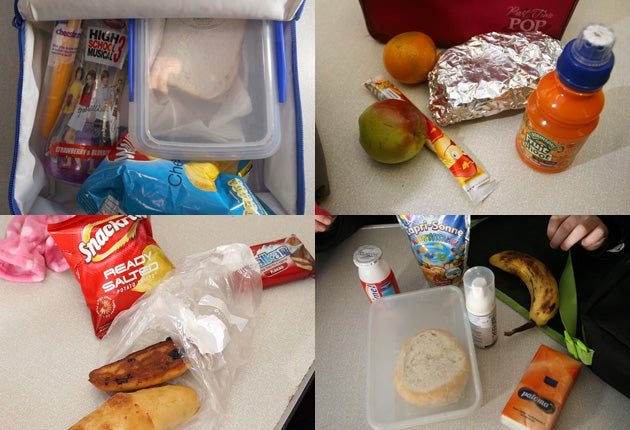 99 Out Of 100 Packed Lunches Eaten At School Are Unhealthy