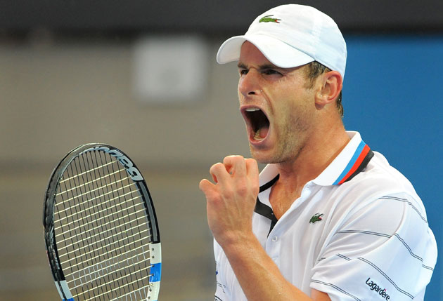 e156041102a Roddick tweets apology after outburst | The Independent