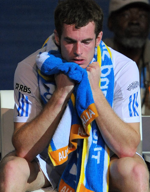 Murray is recopvering following his Australian Open defeat