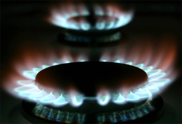 <p>Wholesale gas prices have soared in recent weeks, with warnings that many small suppliers could go under (Stock image) </p>
