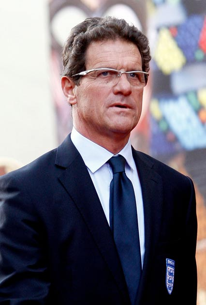 Capello's team rise to eighth
