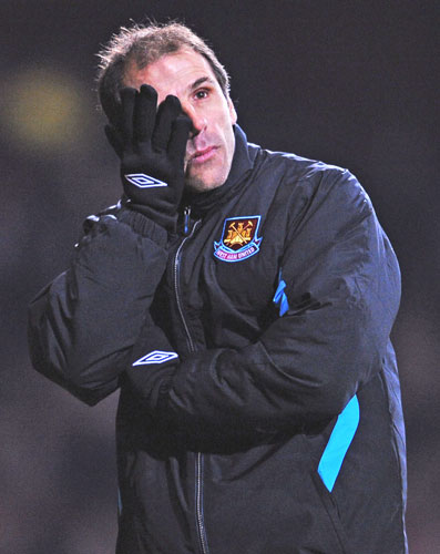 Zola's future has been in doubt for some time