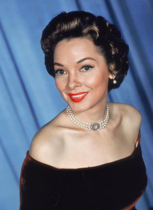 Kathryn Grayson Actress And Singer Described As The Most Beautiful