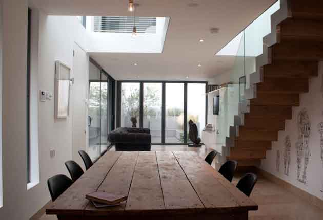 Small spaces: the urban architects making the most of petite ...