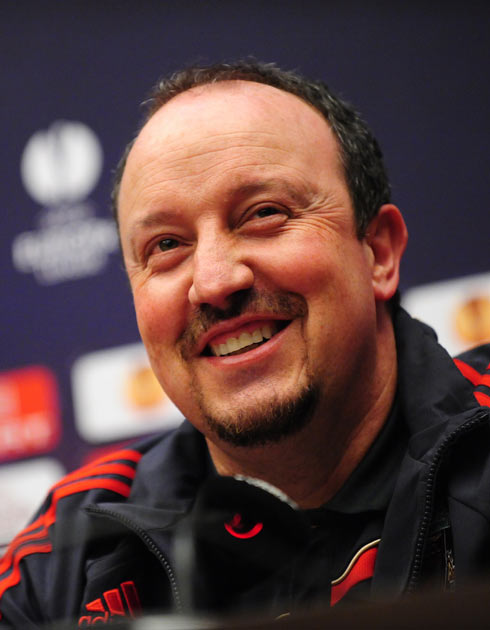 Benitez has come under fire from Riera