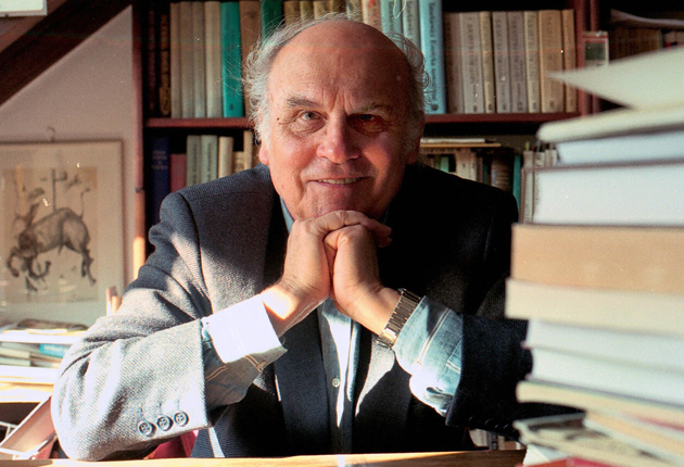Ryszard Kapuscinski He Was Hailed As The Greatest Reporter Of His