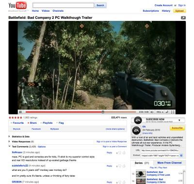 Top Rated Videos This Week Page