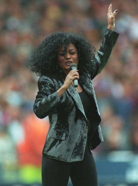 e2c509473f59 World Cup 2014 countdown: Diana Ross and the opening ceremony of USA '94