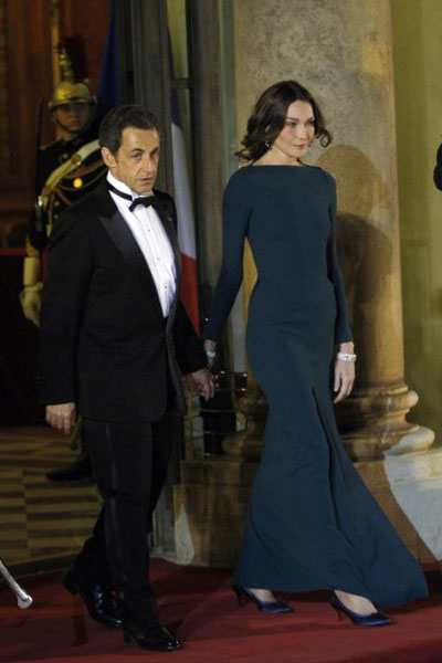 Rumours Fly As Nicolas Sarkozy Carla Bruni Marriage Comes Under Spotlight The Independent