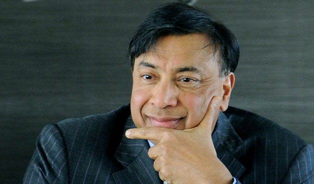 Steel magnate Lakshmi Mittal is reported to have lost three quarters of his wealth