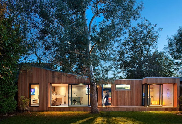 Astounding Modular Housing Green Stylish And Yours For Just 30 000 Home Interior And Landscaping Analalmasignezvosmurscom