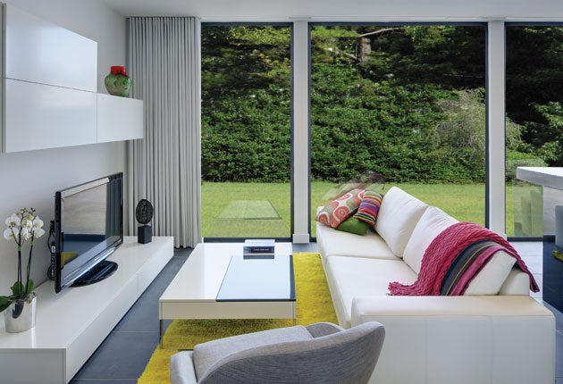 Modular housing: Green, stylish and yours for just £30,000