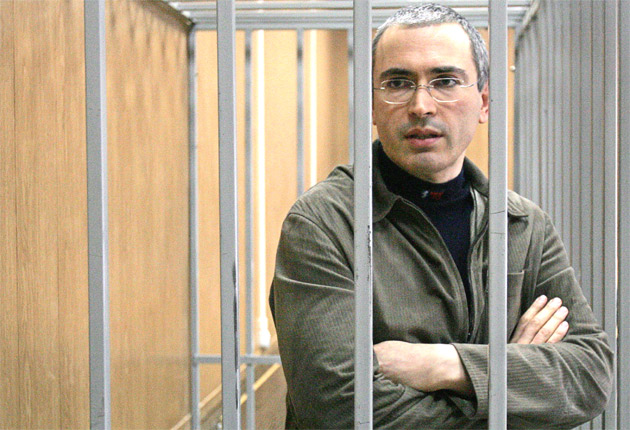 The former YukosOil tycoon, and once Russia's richest man, is set to leave prison in August after being convicted of tax evasion and embezzlement in 2003.