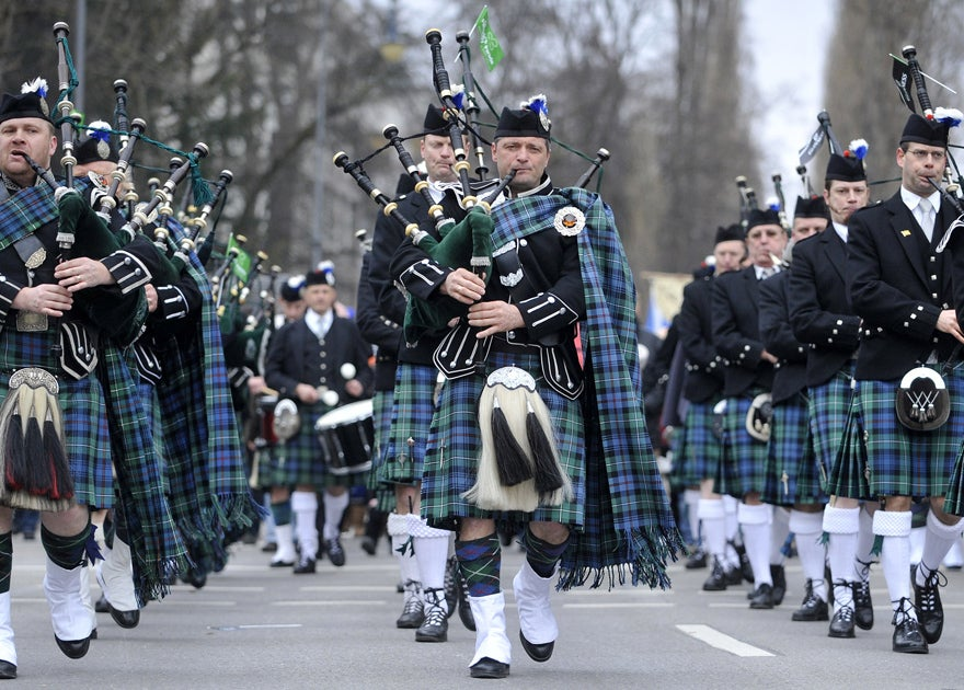 Bagpipe lung' announced as cause of man's death - two years