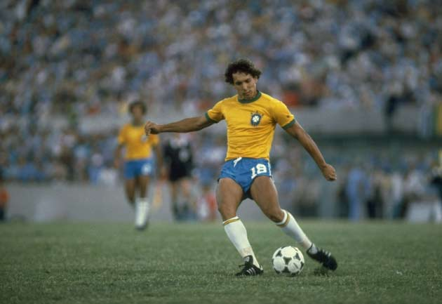 World Cup 2014 Countdown Eder Scores A Stunner For Brazil In 1982