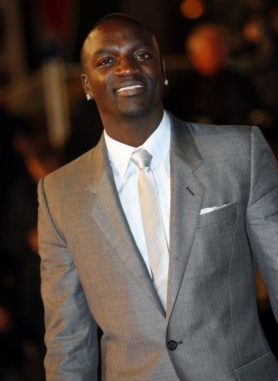 Akon is bringing electricity to 600 million people in Africa