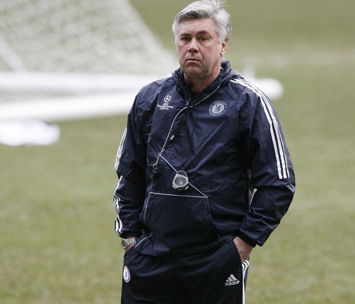 Ancelotti says the United victories were the key