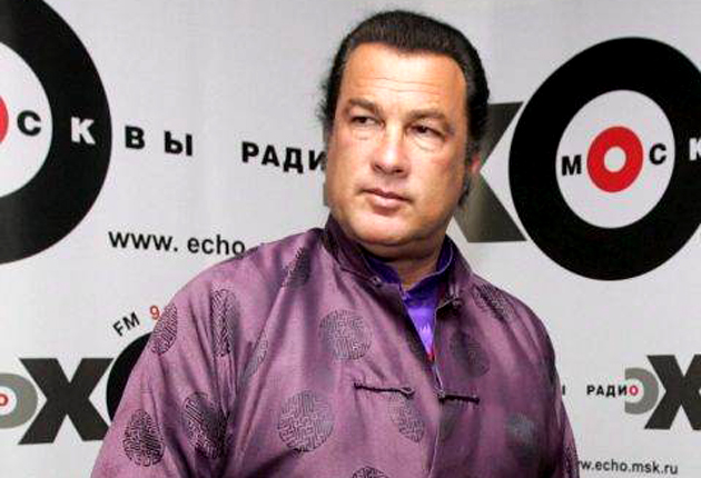 Steven Seagal is facing sexual harassment claims