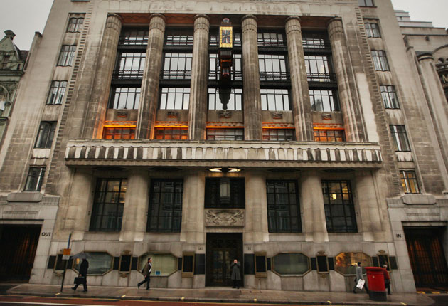 <p>Back to the office? Goldman Sachs isn't keen on having staff working from home</p>